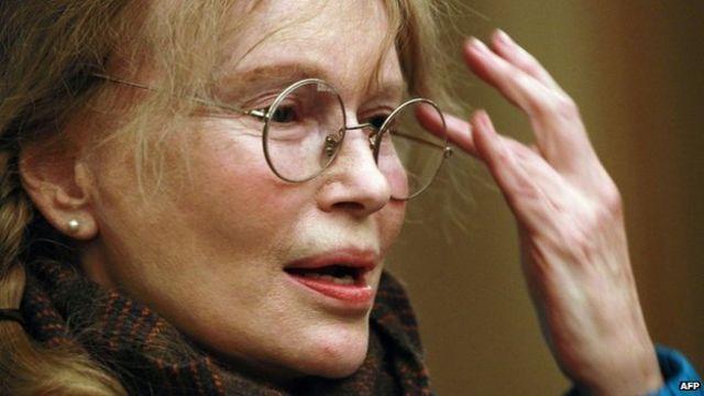 Mia Farrow   Foto: AFP