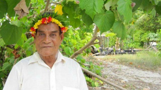 Artan Rajit dice que los habitantes de Abaiang quieren lo que tienen en South Tarawa.