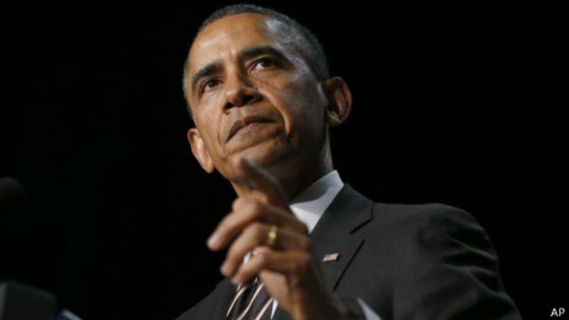 美国总统奥巴马在全美早餐祈祷会上发表讲话(06/02/2014)