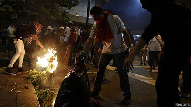 protestas, venezuela