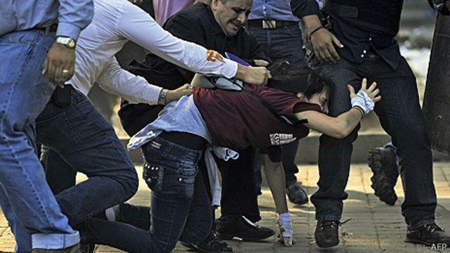 detención de estudiante