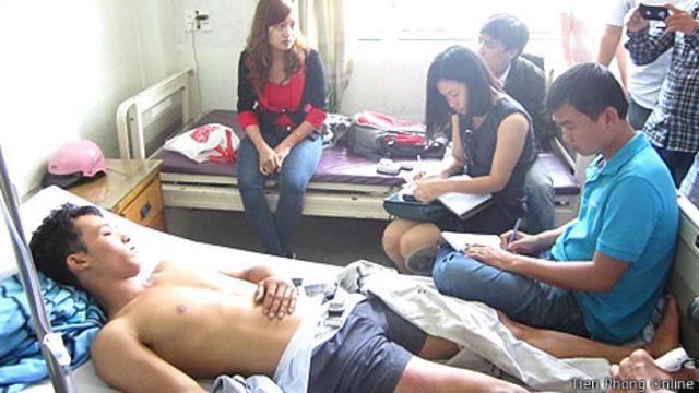 Nạn nhân vụ bạo hành Nguyễn Hồng Khởi