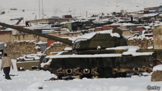 Sự kiện Liên Xô đưa quân vào Afghanistan đã thay đổi cục diện quân sự châu Á