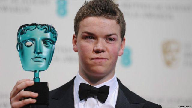 ပရိသတ်က မဲပေးရွေးချယ်တဲ့ မျက်နှာသစ် သရုပ်ဆောင်ဆုကို ရရှိသူ ၂၁ နှစ်အရွယ် ဗြိတိန် သရုပ်ဆောင် Will Poulter။