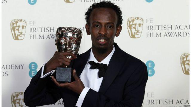 အမျိုးသား ဇာတ်ပို့ဆုကို Captain Phillips ဇာတ်ကားမှာ ဆိုမာလီ ပင်လယ်ဓားပြအဖြစ် သရုပ်ဆောင်ခဲ့သူ Barkhad Abdi က ရရှိ။