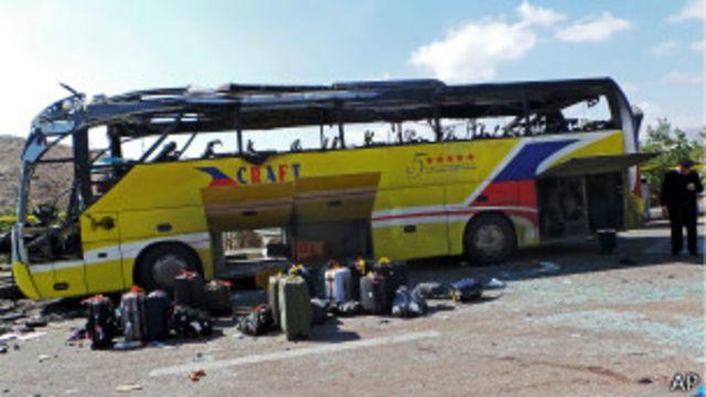 Bus parisiwata Mesir, AP