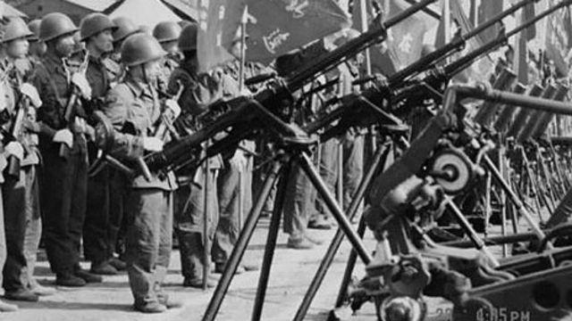 Vũ khí quân PLA sử dụng trong chiến tranh năm 1979 không được cho là hiện đại