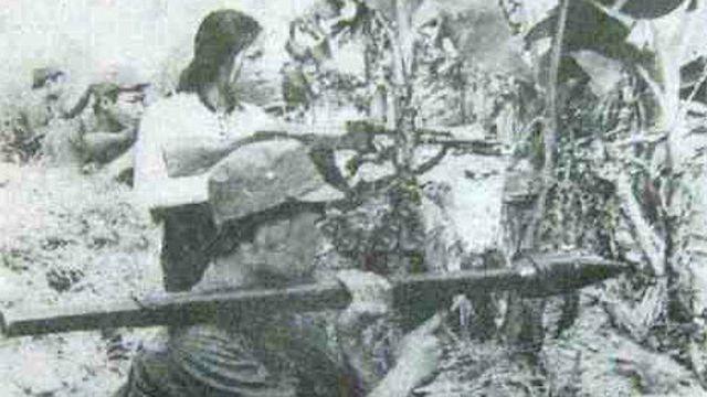 Các lực lượng tham chiến của Việt Nam năm 1979 chủ yếu là dân quân và bộ đội địa phương