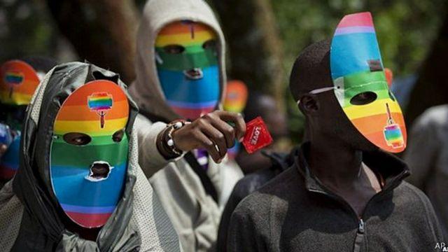 Uqanda, homoseksual