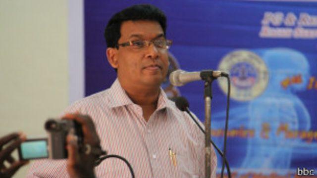 கொழும்புப் பல்கலைக்கழக பொருளியல் பீட விரிவுரையாளர் மு. கணேஷமூர்த்தி