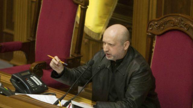 Ông Oleksander Turchynov là cộng sự thân cận của cựu thủ tướng Tymoshenko