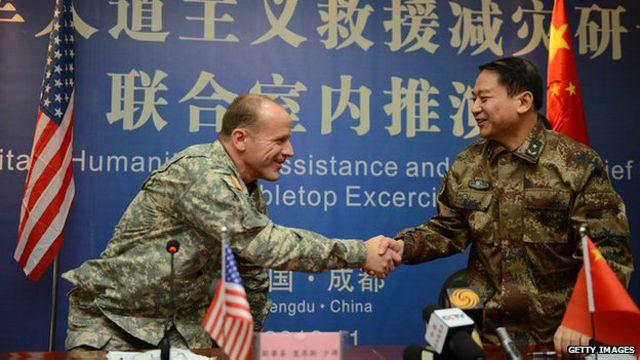 चीन-अमरीका