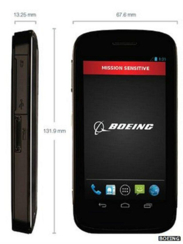 هاتف بلاك الجديد الذي أنتجته شركة بيونغ الأمريكية