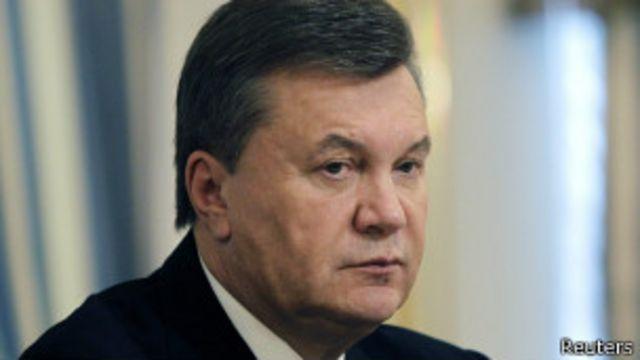 Viktor Yanukoviç və oğlu Aİ sanksiyalarının tətbiq ediləcəyi şəxslər sırasındadır.