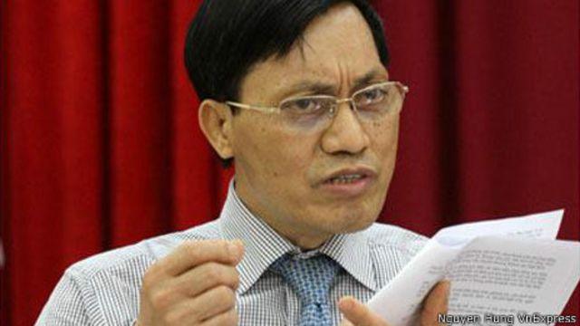 Ông Ngô Văn Khánh làm phó Tổng thanh tra từ cuối 2011