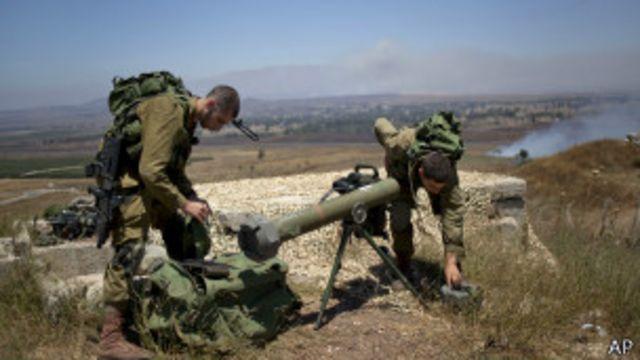 إسرائيل تحتل هضبة الجولان السورية منذ عام 1967