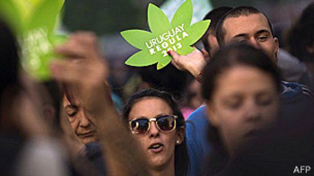 Campaña por la legalización de la marihuana en Uruguay