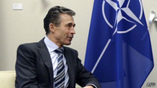 NATO Baş Katibi