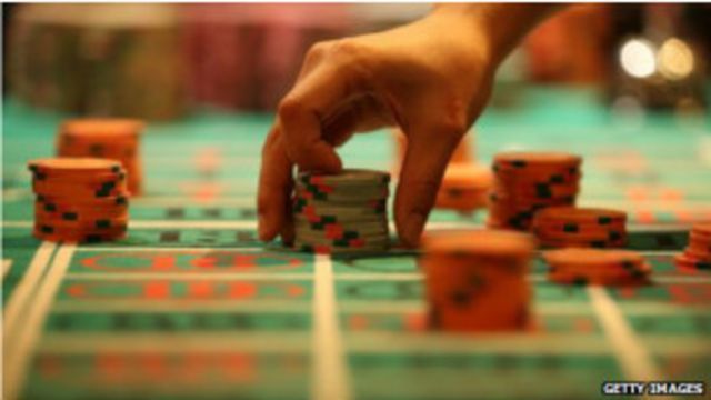 Mesa de casino