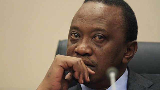 Rais Kenyatta alishitkiwa kwa kosa la kuhusika na ghasia za baada ya uchaguzi mwaka 2007/08