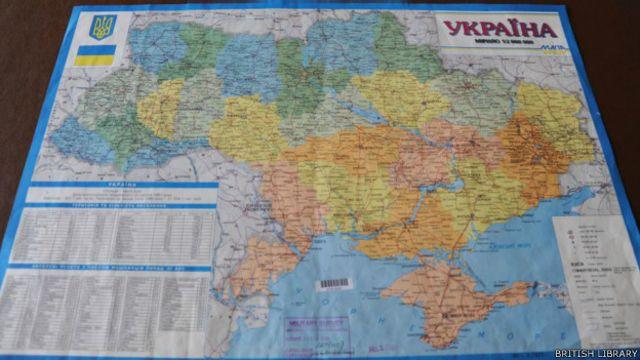 Mapa de 1996.