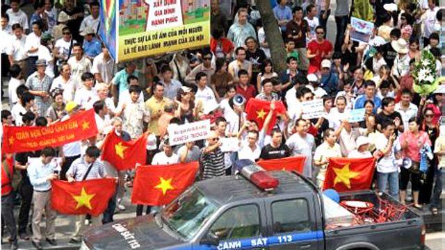 Phong trào dân sự ở Việt Nam đã có những bước phát triển