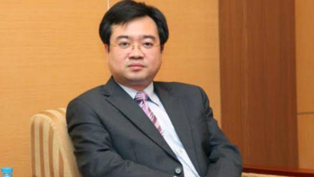 Ông Nguyễn Thanh Nghị hiện là Ủy viên dự khuyết Trung ương Đảng CSVN