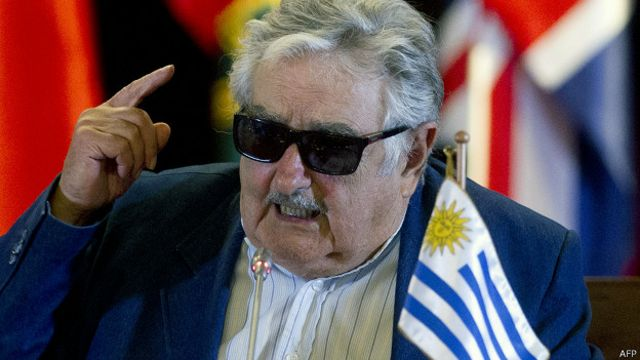 José Mujica   AFP