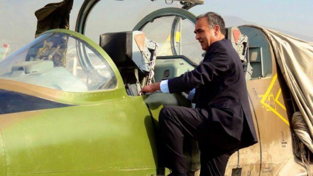 Первый афганский космонавт вернулся на родину - BBC News Русская служба