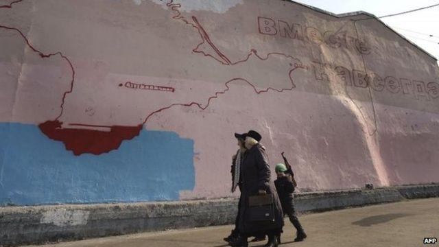 بیشتر روسها کریمه را جزیی از خاک خود به حساب میآورند