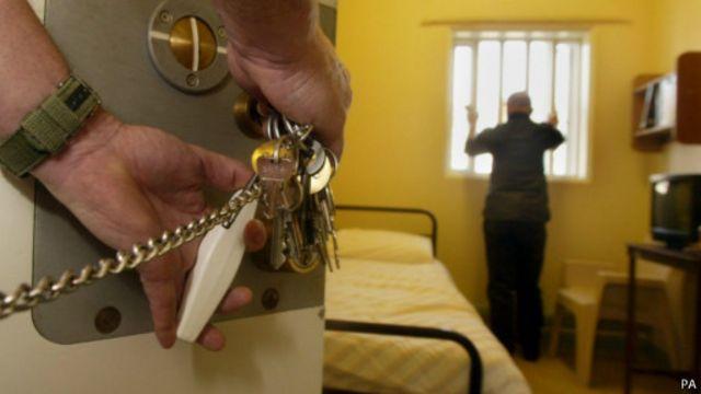 英国慈善机构说,限制囚犯牢房书籍的数量会影响犯人的学习能力。