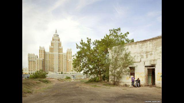 "Комплекс ""Триумф"", Астана, 2012"