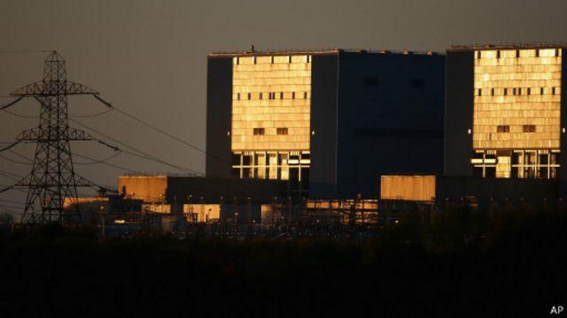 Planta nuclear de Somerset