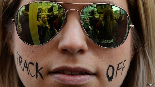 Protestas del fracking