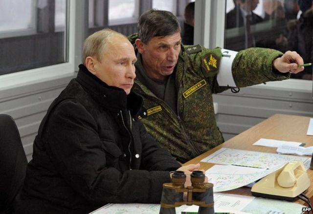 Putin necesitó la ayuda de un grupo clave de la sociedad rusa para llevar a cabo su proyecto.
