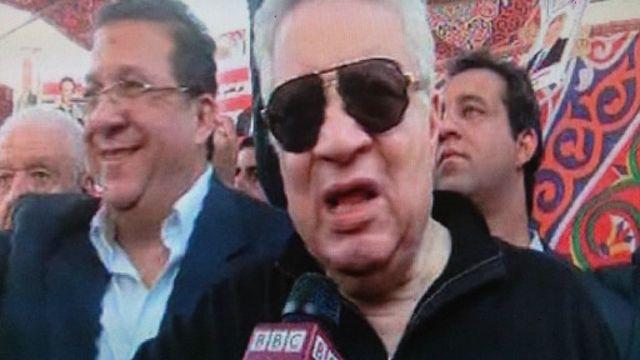 فاز مرتضى منصور بفارق تجاوز 2200 صوت عن منافسه كمال درويش.