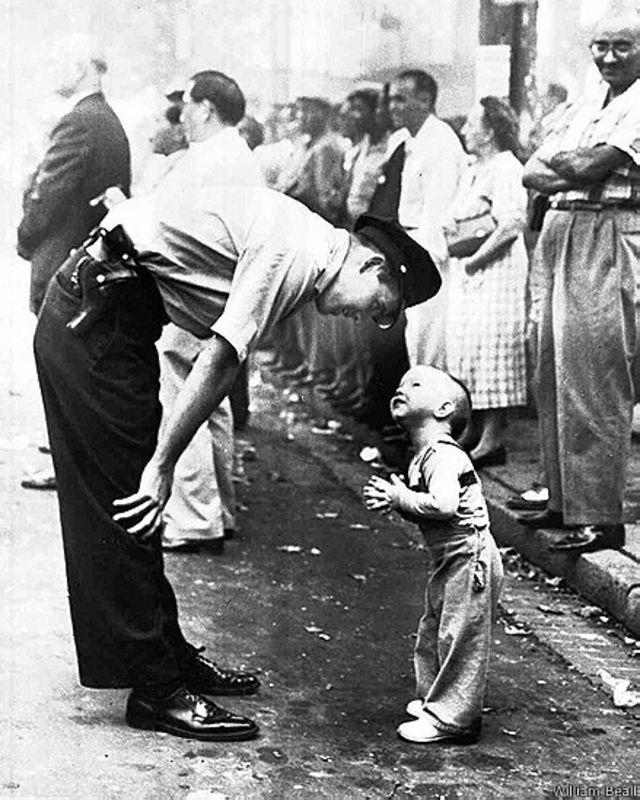 Foto premiada con el Pulitzer 1958