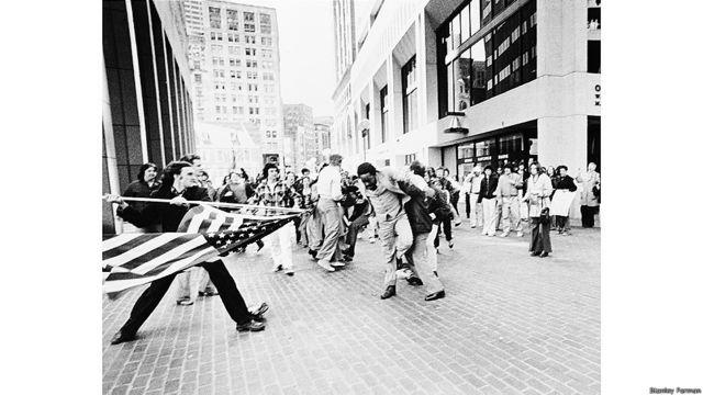 Foto premiada con el Pulitzer 1977