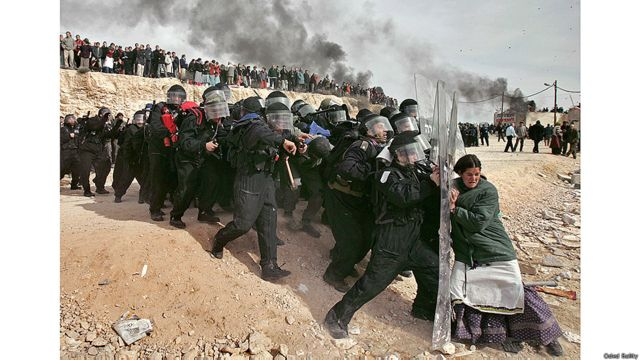 Foto premiada con el Pulitzer 2007