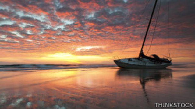 Por Qué Se Hunden Los Barcos En El Triángulo De Las Bermudas Bbc News Mundo