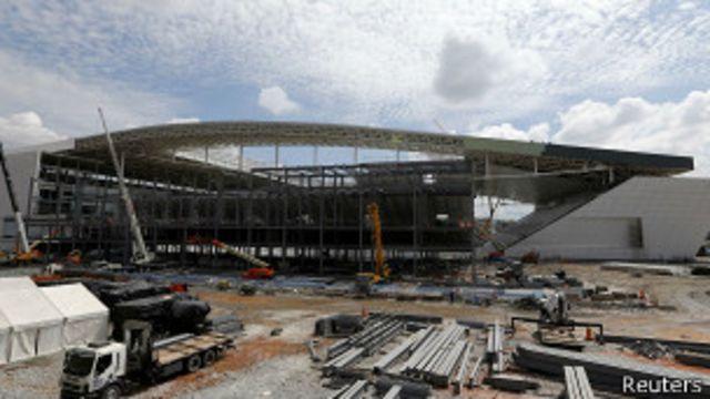 Estadio de Sao Paulo