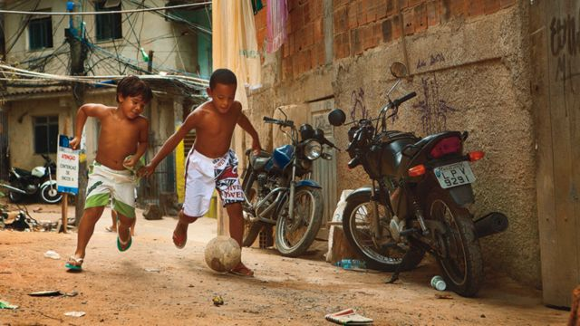 BBC Two - World 2000, Urbanisation, Life in the Favela of