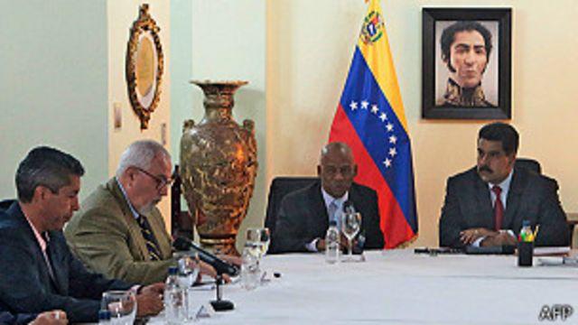 dialogo, venezuela