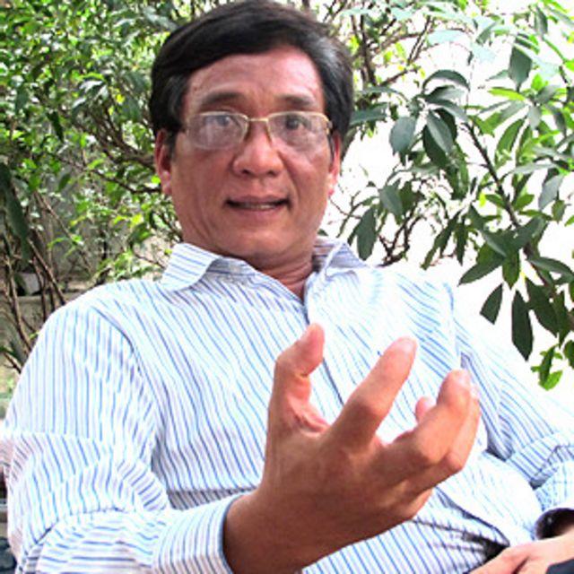 PGS. TS Hoàng Ngọc Giao