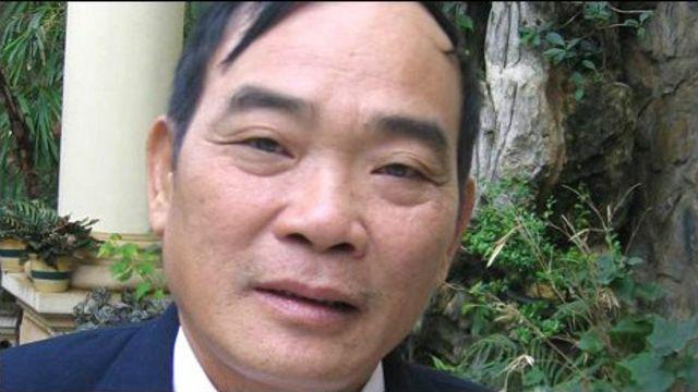 Ông Vi Đức Hồi, cựu Giám đốc trường Đảng, bị kết tội 'tuyên truyền chống Nhà nước'.
