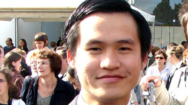 Thạc sỹ Nguyễn Tiến Trung