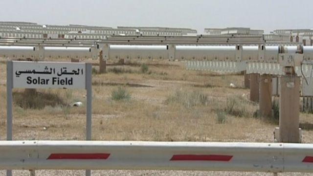 استخدام الطاقة الشمسية بتوسع بحاجة إلى تشريعات.