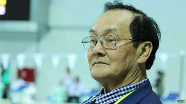 """Ông Hoàng Vĩnh Giang nói quyết định rút đăng cai ASIAD sẽ """"ít nhiều"""" làm giảm uy tín của Việt Nam"""