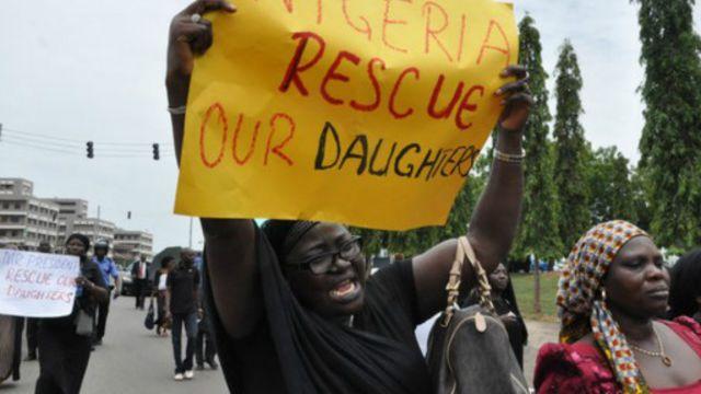 Dumar ka caraysay gabdhihii laga afduubtay iskuul ku yaalla Nigeria