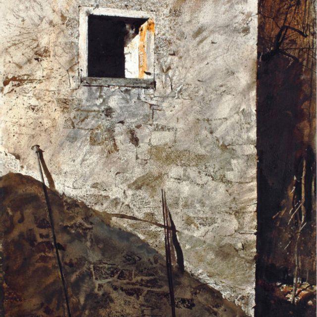 O Mundo Visto Pelas Janelas Do Pintor Andrew Wyeth